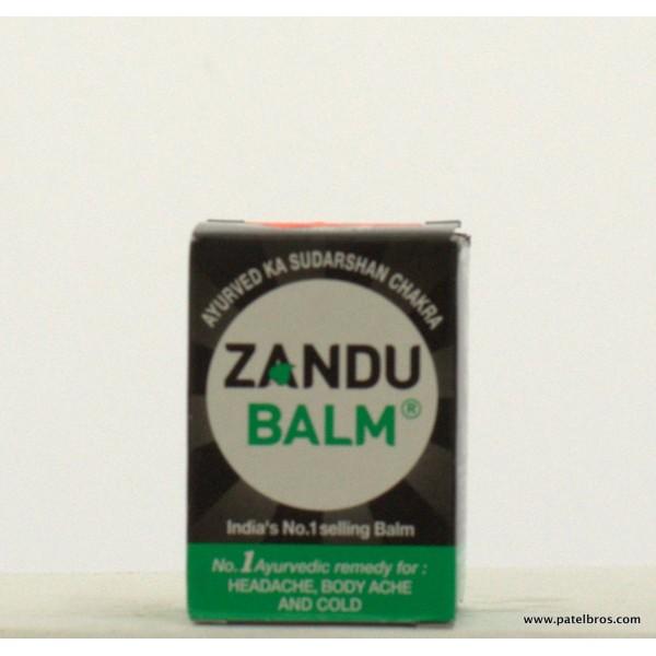 Zandu Balm 0.84 OZ / 24 Gms