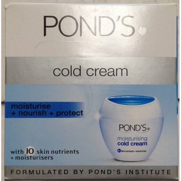 Pond's Cold Cream 3.38 OZ / 95 Gms
