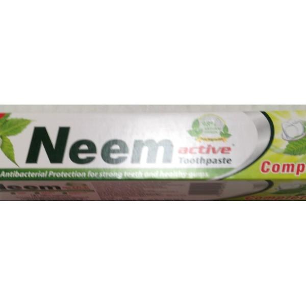 Neem Active Toothpaste 7 OZ / 200 Gms