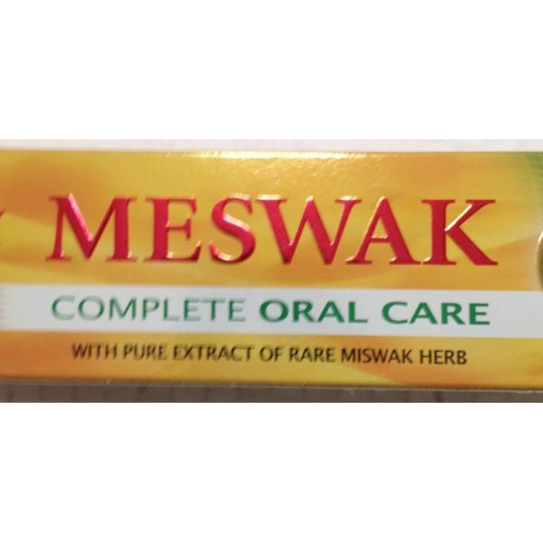 Meswak Complete Oral Care 6.7 OZ / 190 Gms
