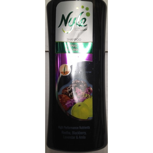 Nyle Natural Shampoo 13.5 OZ / 400 Ml
