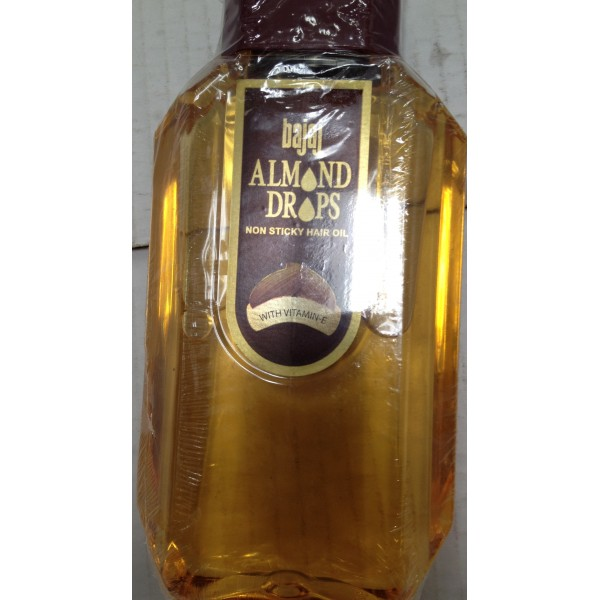 Bajaj Almond Drops 16.9 OZ / 500 Ml