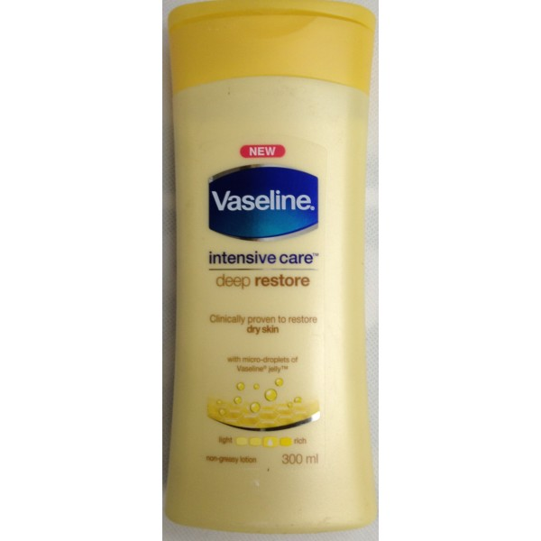 Vaseline Intensive Care 10 Oz / 300 Gms