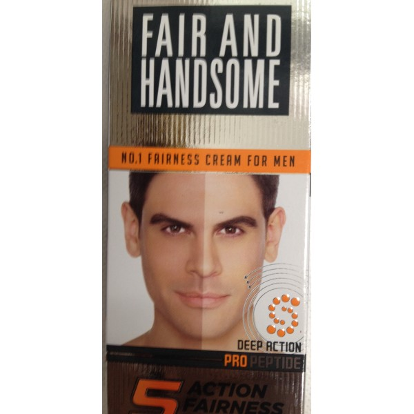 Fair And Handsome Fairness Crème 1.5 OZ / 30 Gms