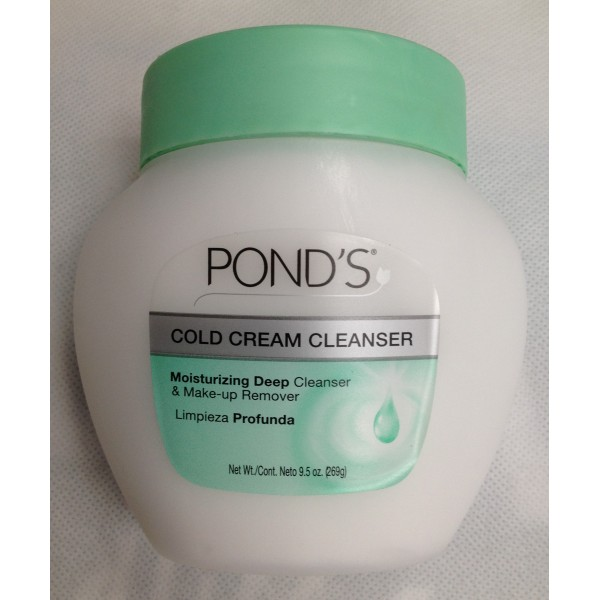 Pond's cold Cream Cleanser 10.1 Oz / 286 Gms