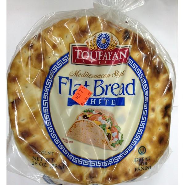 Toufayan's Toufayan Flat Bread 28 Oz / 794 Gms