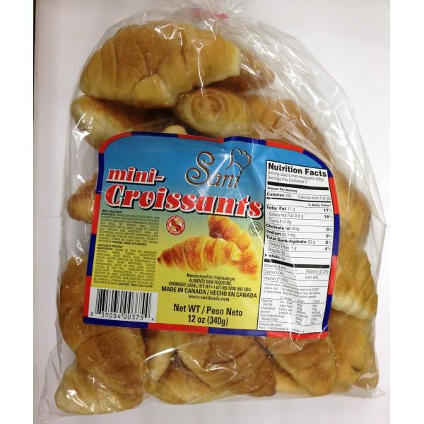 Sani Sani Mini Croissants 12 OZ