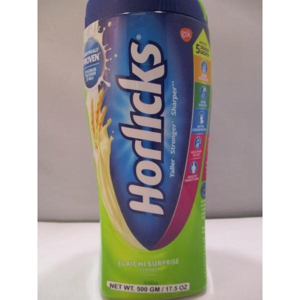 Horlicks Elaichi Powder Drinks 17.63 OZ / 500 Gms