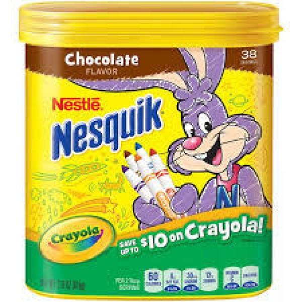 Nestle Nesquik Powder Drinks 10.9 OZ / 309 Gms