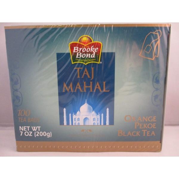 Brooke Bond Brooke Bond Taj Mahal Tea Bags 7 OZ / 198 Gms