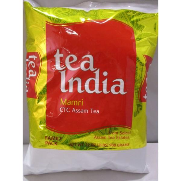 Tea India Tea India Loose Mamri 32 OZ / 907 Gms