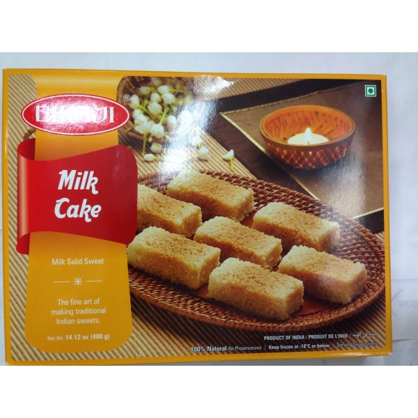 Bikaji Milk Cake 14.12 OZ
