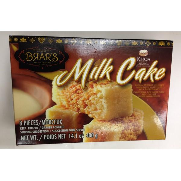 Brar's Khoa Milk Cake 14.1 OZ
