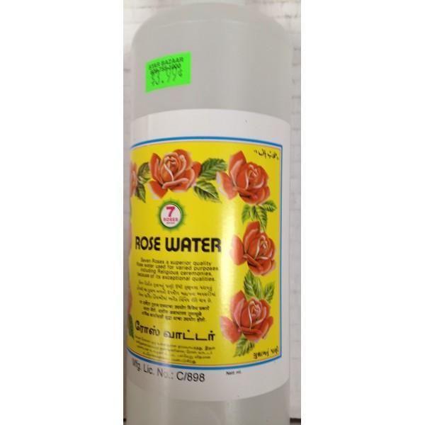 7 Roses Rose Water 21.12 Oz / 600 Gms