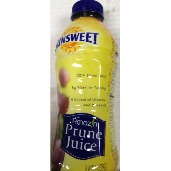 Sunsweet Prune Juice Oz / Gms