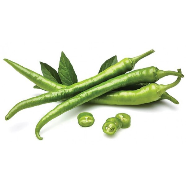 Fresh GREEN CHILLI SMALL -  $/Lb