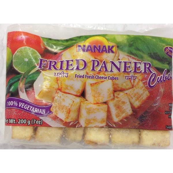 Nanak Fried Paneer 7 Oz / 198.38 Gms