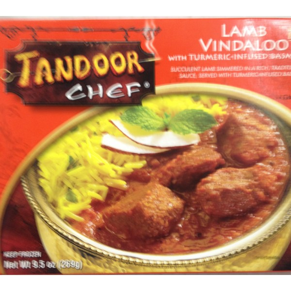 Tandoor Chef Lamb Vindaloo 9.5 Oz / 269 Gms