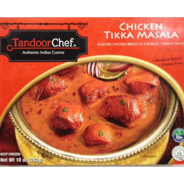 Tandoor Chef Chicken Tikka Masala 10 Oz / 283 Gms