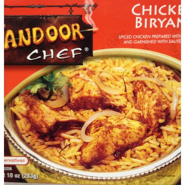 Tandoor Chef Chicken Biryani 10 Oz / 283 Gms