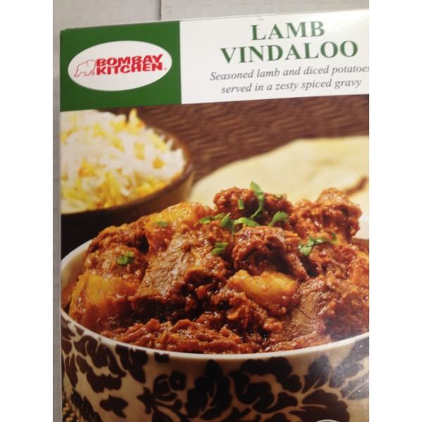 Bombay Kitchen Lamb Vindaloo 10 Oz / 283 Gms
