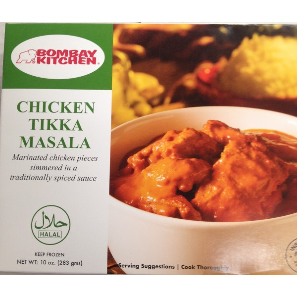 Bombay Kitchen Chicken Tikka Masala 10 Oz / 283 Gms