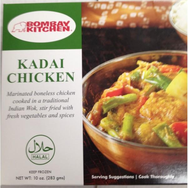 Bombay Kitchen Kadai Chicken 10 Oz / 283 Gms