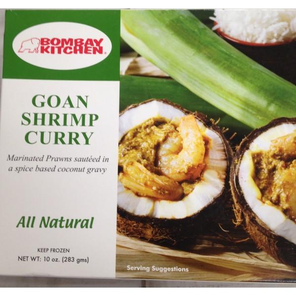 Bombay Kitchen Goan Shrimp Curry 10 Oz / 283 Gms