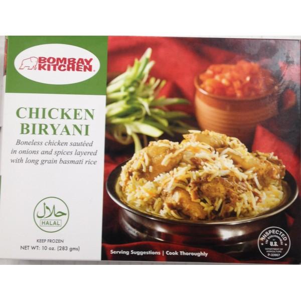 Bombay Kitchen Chicken Biryani 10 Oz / 283 Gms