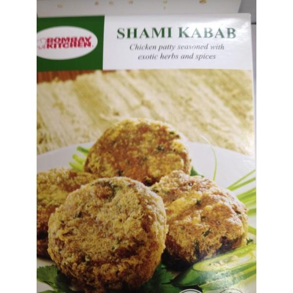 Bombay Kitchen Shami Kabab 10 Oz / 283 Gms