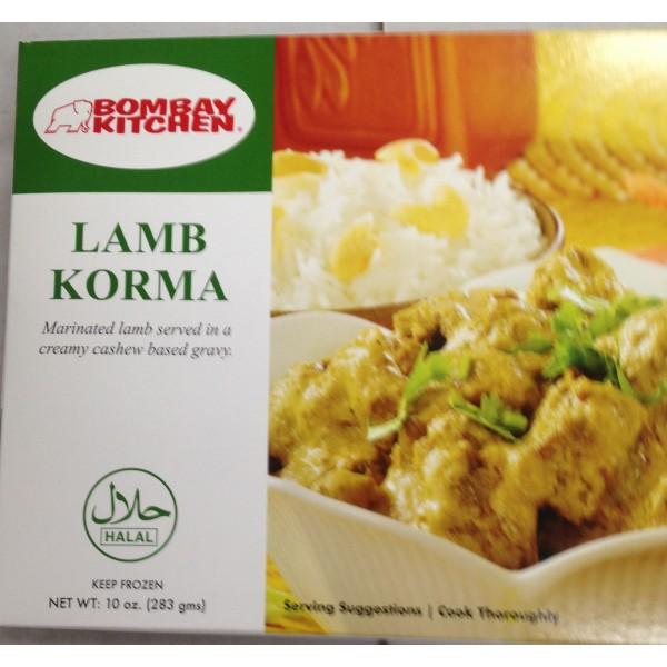 Bombay Kitchen Lamb Korma 10 Oz / 283 Gms