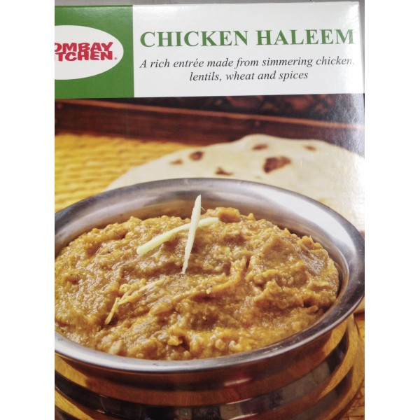 Bombay Kitchen Chicken Haleem 10 Oz / 283 Gms