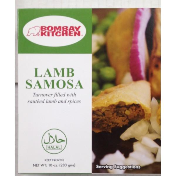 Bombay Kitchen Lamb Samosa 10 Oz / 283 Gms