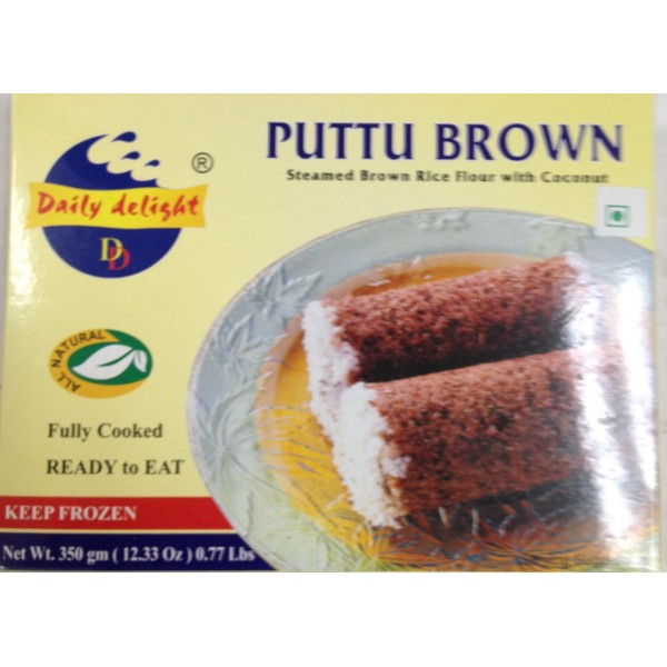 Daily Delight Puttu Brown 12.33 Oz / 345 Gms