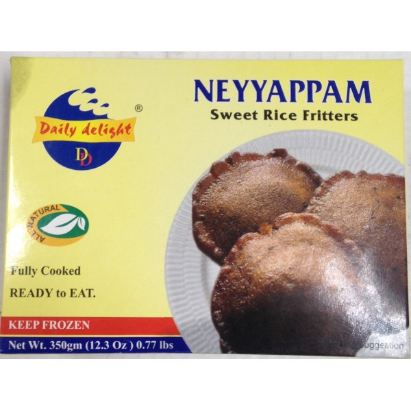Daily Delight Neyyappam 12.3 Oz / 350 Gms