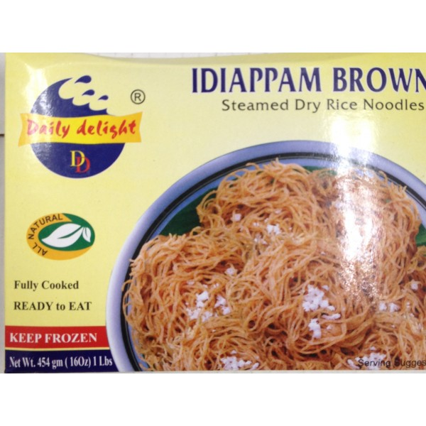 Daily Delight Idiappam Brown 16 Oz / 454 Gms