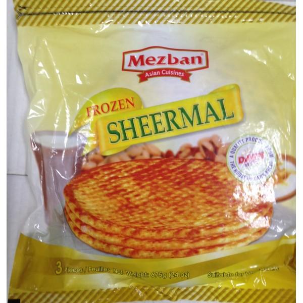 Mezban Sheermal 24 Oz / 680 Gms ( 3 No's)