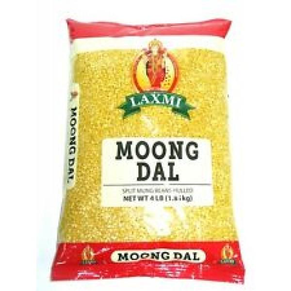 Laxmi Premium Quality Moong Dal 2 Lb