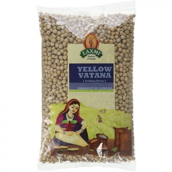 Laxmi Yellow Vatana 4 Lb