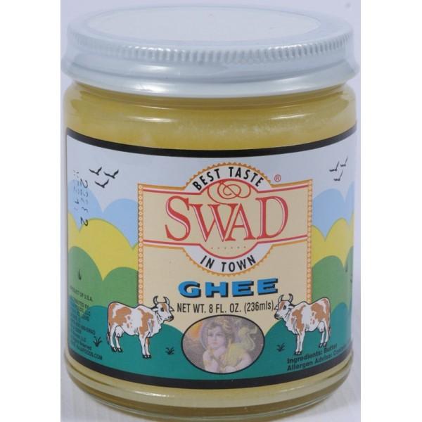 Swad Ghee 8 Fl Oz