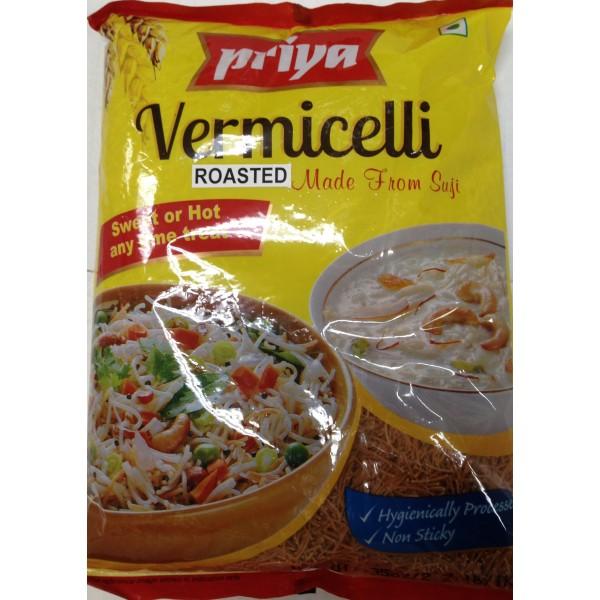 Priya Vermicelli Roasted 35 Oz / 992 Gms