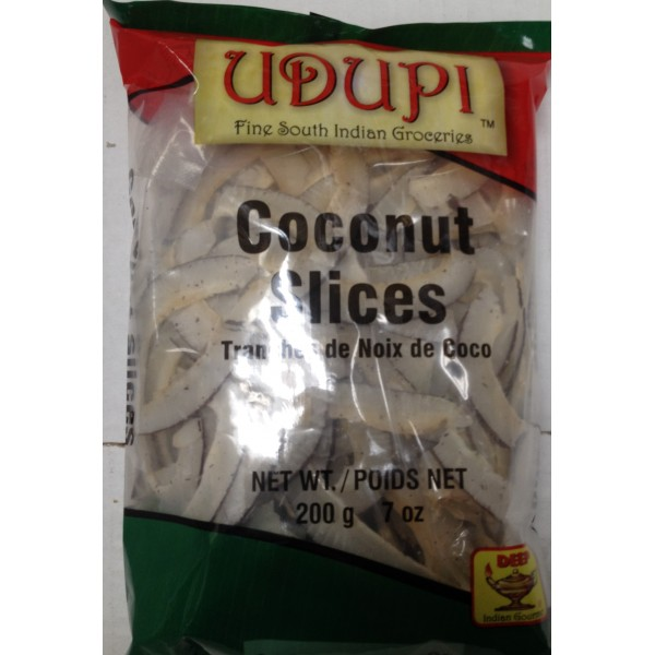 Deep Coconut Slices 7 Oz / 200 Gms