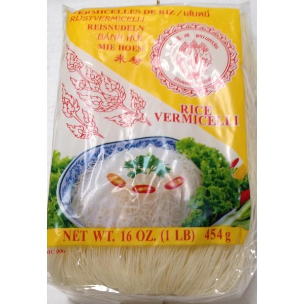 Erwan Brand Rice Vermicelli 16 Oz / 454 Gms
