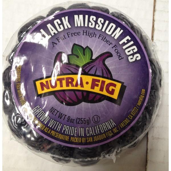 Black Mission Figs Nutara Fig 9 Oz / 255 Gms