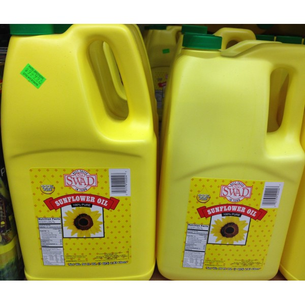 Swad Sunflower Oil 96 Fl Oz