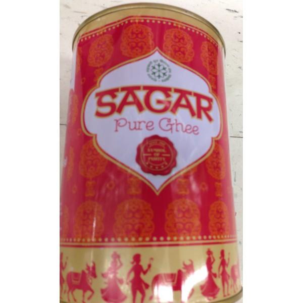 Sagar Pure Ghee 33.8 Fl Oz