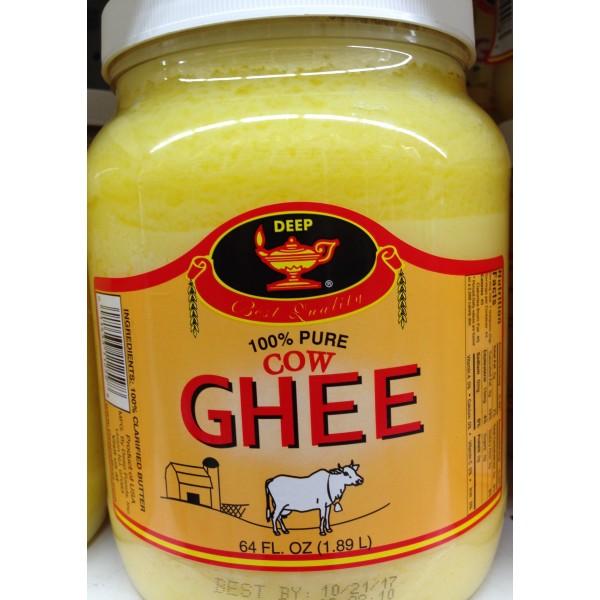 Deep Cow Ghee 64 Fl Oz