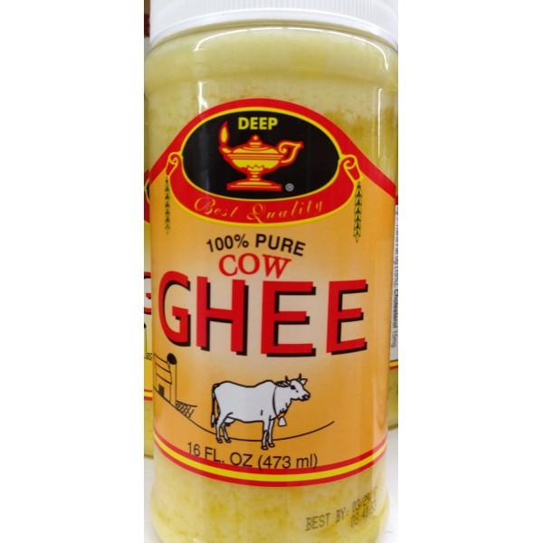 Deep Cow Ghee 16 Fl Oz