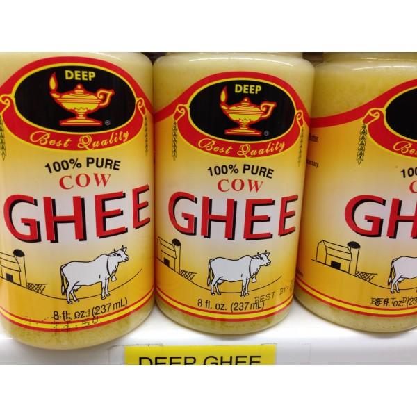 Deep Cow Ghee 8 Fl Oz