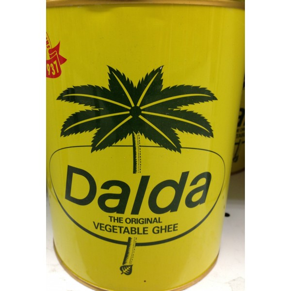 Dalda Vegetable Ghee 70.4 Fl Oz